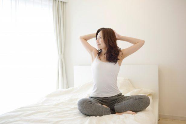 睡眠とダイエットの関係性。「寝ながら痩せる」という新常識