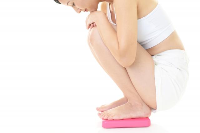 生理で体重が増えるのを阻止!失敗しない体重の落とし方